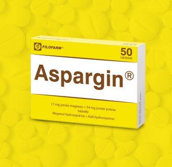 Co to jest lek Aspargin?