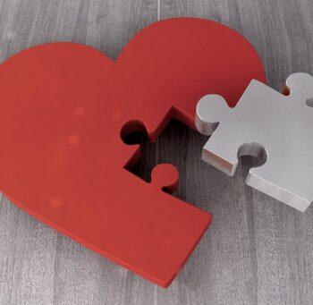 Ilustracja dla utrzymania zdrowego serca