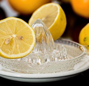 Cytryna i sok z cytryny na odporność