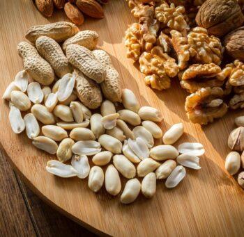 Orzechy - źródło magnezu w diecie